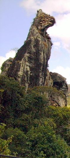 Pedra do Cão Sentado - Rio de Janeiro