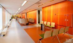 Albert Schweitzer Hospital in Dordrecht, The Netherlands by EGM Architecten