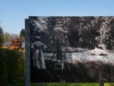 #Bretagne - #Finistere : #Trevarez : expo. Jacques Henri #Lartigue dans le parc (6 photos) - http://toilapol.net #BZH #exposition