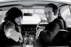 "John Barry & Jane Birkin"".... JAGUAR E Type"