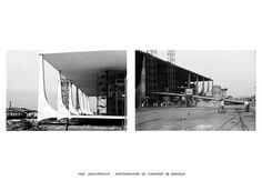 OSCAR NIEMEYER : LA CONSTRUCTION DE BRASILIA