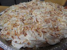 Coconut Cream Pie Scenic Photography, Cream Pie, Coconut Cream, Cabbage, Vegetables, Desserts, Food, Tailgate Desserts, Cream Cake