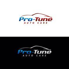 Pro-Tune Auto Care  |  Featured Logo Design  |  logobids.com  |  #logo #design
