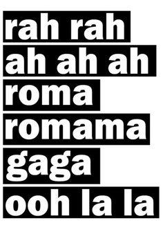 Bad Romance - ♥Lady Gaga♥