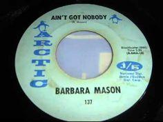 Barbara Mason-Ain't Got Nobody