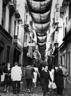 Calle Nueva, años 60 (Málaga)