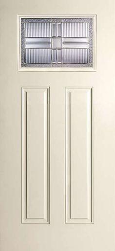 Therma-Tru Front Doors | Exterior Fiberglass Doors » THERMA-TRU SMOOTH STAR SARATOGA TOP LITE ...