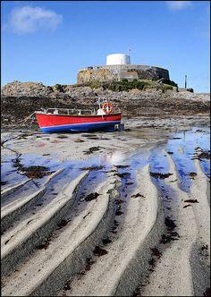 Fort Grey, Guernsey, Channel Islands