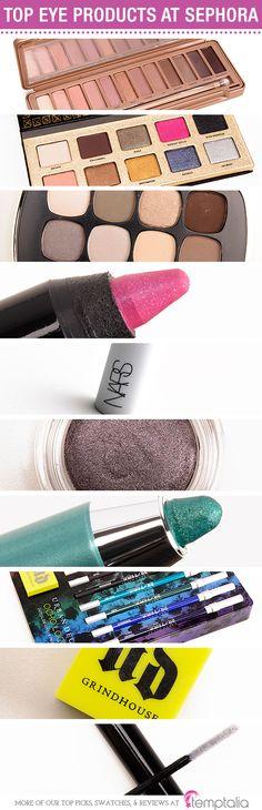 10 Eye Products to Try at Sephora Makeup Blog, Makeup Geek, Makeup Addict, Neutral Eyeshadow Palette, Eyeshadow Base, Eye Makeup Brushes, Makeup Brush Set, I Love Makeup, Kiss Makeup