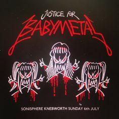 JUSTICE FOR BABYMETAL -SONISPHERE-
