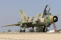Former LARAF Sukhoi Su-22M Fitter-H - Wikiwand