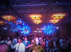Networking drinks were very popular! #IASA2013