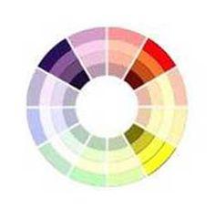 Jak kombinovat barvy v interiéru II. - bydleni - Životní Styl - komplementární triáda - +  komplementární barvy + barva přesně uprostřed