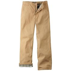 Mountain Khakis Men's Flannel-Lined Original Mountain Pants from Moosejaw, up to 36% off! Also available in Yellowstone, Freestone and Pine. Free Shipping!  http://frattins.com/deals_page.php