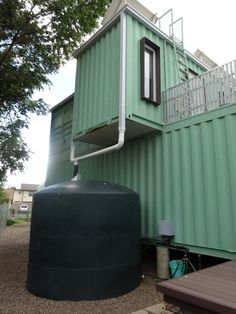 container house / flagstaff