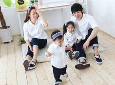 MODA COREANA: 25 MODELOS DE ROPA PARA TODA LA FAMILIA | Mundo Fama Corea