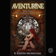 Aventurine has a new cover!