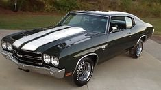 Custom Muscle Cars, Chevy Muscle Cars, Custom Cars, Chevrolet Chevelle Ss, Chevy Ss, 1970 Chevelle, Gm Car, Old School Cars, Old School Muscle Cars