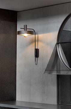 Gallery of Renovation of Mahou Beer Sales Areas / PuertoyMartín - Arquitectura e Interiorismo - 10 Lamp Light, Diy Chandelier, Pergola Lighting, Hanging Fixture, Lamp, Lighting, Light Fixtures, Lights, Exterior Lighting