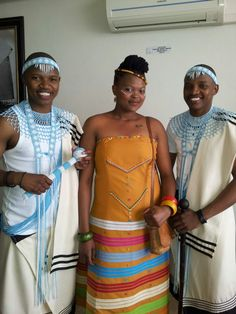 The Soil #Xhosa #traditional African Wear, African Style, African Women, African Dress, African Fashion, Xhosa Attire, African Culture, African Design, Fashion Line