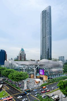 ION Orchard shopping mall Singapore 4