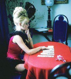 """""""Brigitte Bardot on the set of """"Viva Maria"""", 1965 """""""