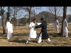 Taichi in real fight, the best one | While this video is in Chinese(?) the demonstrations are performed several times and with careful observation you can learn these techniques.