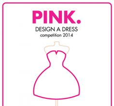 #Design a Dress #Competition @ Sauceloves #Win a collaboration! Theme colour: Pink. Middle East Only, Bf. 31/03 – Conditions Apply - Modeconnect.com for Fashion Students Worldwide