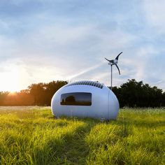 Ecocapsule is now available for orders. Learn more about living on your own anywhere in the world at www.ecocapsule.sk.