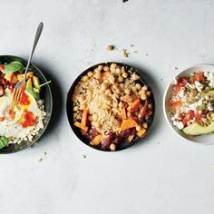 How to Make A Grain Bowl: The Best Meal You'll Eat Today | GQ