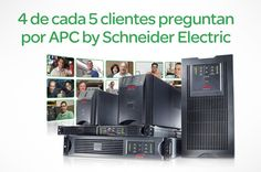 APC has so much to offer you. Discover their webpage today and join in on the latest products and solutions
