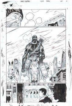 BPRD127 inks pg2 by JHarren.deviantart.com on @DeviantArt