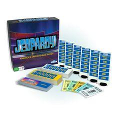 Outset Media Jeopardy! Board Game