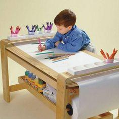 15 Kids Art Tables And Desks For Little Picassos Kids Art Table