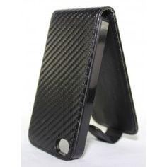Apple iPhone 4 musta läppäkotelo. Iphone 4, Apple Iphone