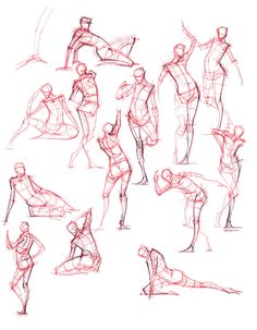 Analytical figure drawing with Michael Hampton — IDEA Academy
