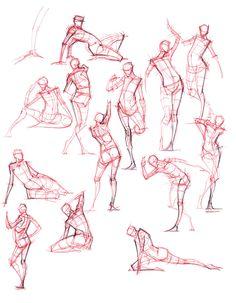 Analytical figure drawing with Michael Hampton — IDEA Academy