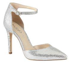 ALDO Anklam - Women High Heel Shoes - Silver -