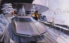 Squeaky Clean Futures. Art by Syd Mead, 1960s Syd Mead was one of the world's best transportation and architectural designer artist of all times. Syd was born on July 18, 1933 in Saint Paul, Minnesota. In 1959, Syd graduated from Art Center College of Design in Pasadena. www.motorcities.org