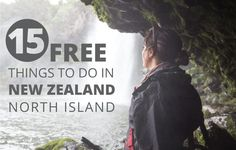 15 free, awesome, fun and adventurous things to do in New Zealand on the North Island. Short on cash? No problem! Here's free things to do in NZ