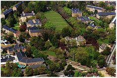 Sunken Garden at College of William and Mary, Williamsburg, Virginia
