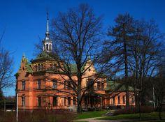 Travel & Adventures: Lahti (Lahden). A voyage to Lahti, Finland (Suomi) - Europe