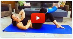 Travailler sa silhouette même lorsque l'on n'est pas au top de sa forme, c'est possible ! Valérie Orsoni, vous livre une vidéo pour tonifier et renforcer votre sangle abdominale lorsque vous avez une jambe dans le plâtre avec quelques exercices faciles et rapides à faire au quotidien.