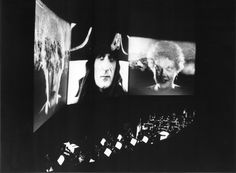 The 3-screen Tryptich finale from Abel Gance's Napoleon.