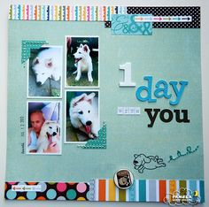 Dream layout  - by Pam