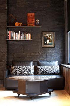 Ultimate bachelor penthouse loft in Manhattan