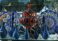 Persian arts, or Iranian arts is one of the richest art heritages in world history and encompasses many disciplines including architecture, painting, weaving, pottery, calligraphy, metalworking and stone masonry.