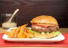 Bistro Cheeseburgers Recipe | Michigan Agriculture