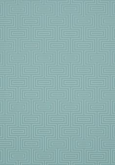 Broadway #wallpaper in #metallic #pewter on #mineral from the Graphic Resource collection. #Thibaut
