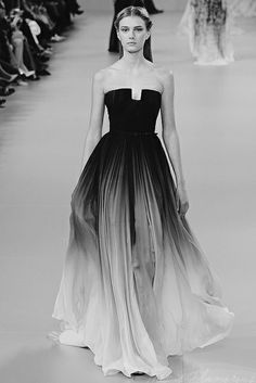 {fashion inspiration | runway : elie saab spring 2014 couture} by {this is glamorous}, via Flickr